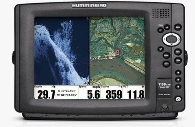 humminbird 580x combo